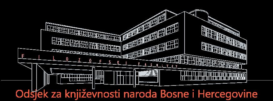 Odsjek za književnosti naroda Bosne i Hercegovine