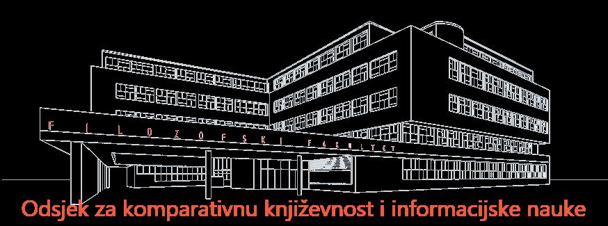 Odsjek za komparativnu književnost i informacijske nauke